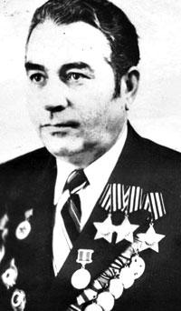Колесников Пётр Яковлевич